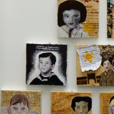 Holocaust installation